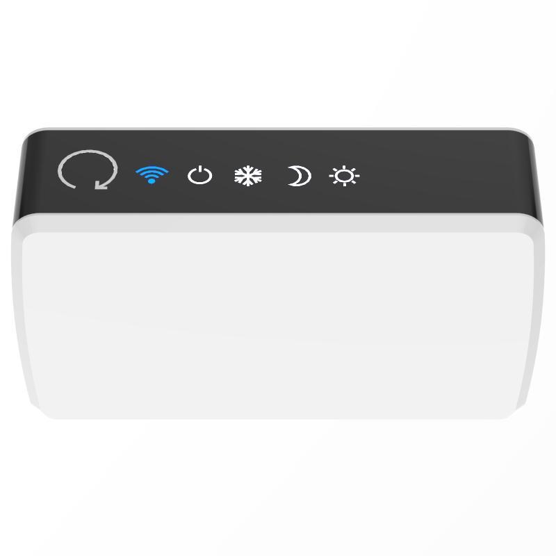 Konyks eCosy - thermostat Wi-Fi pour radiateurs électriques à fil pilote