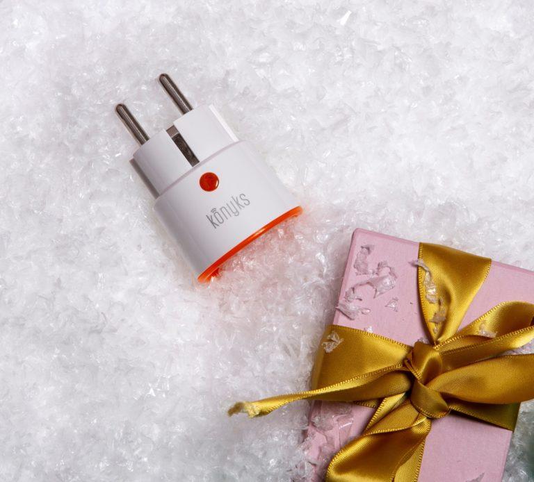 Prise connectée cadeau