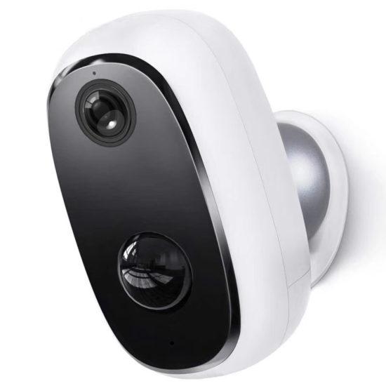 Caméra Wi-Fi d'extérieur Camini Go