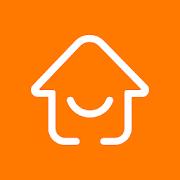 Logo maison connectée