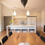 Gu10 dans une cuisine moderne un éclairage connecté